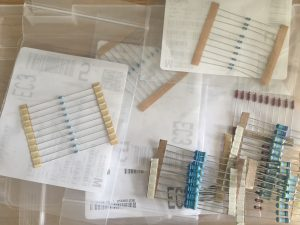 All of these really are 1/2 W resistors